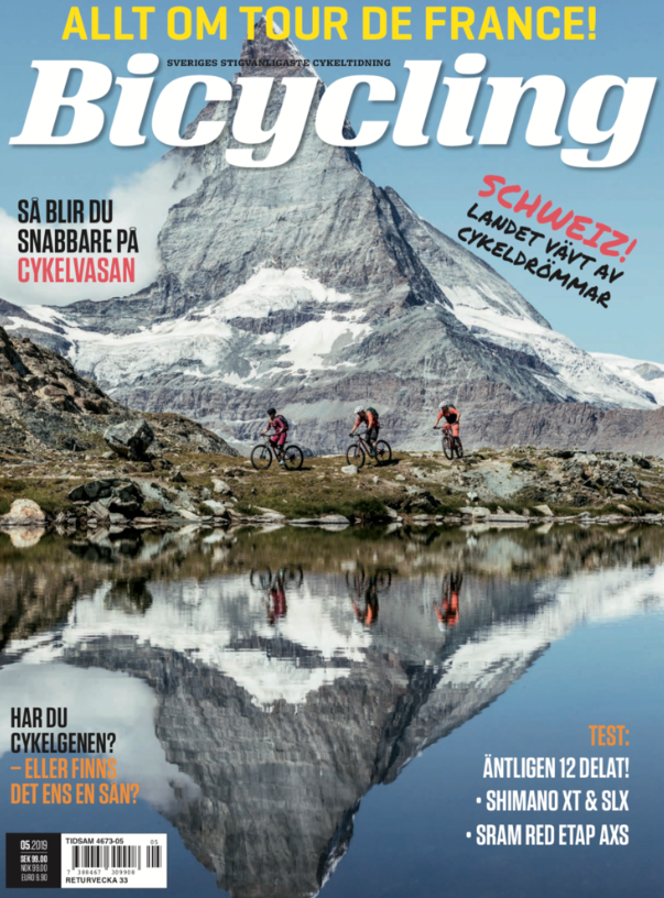 Bicycling – ditt cykelmagasin